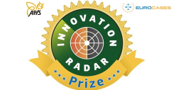 The company that developed EuroCases nominated in top ten for Innovation Radar Prize 2016